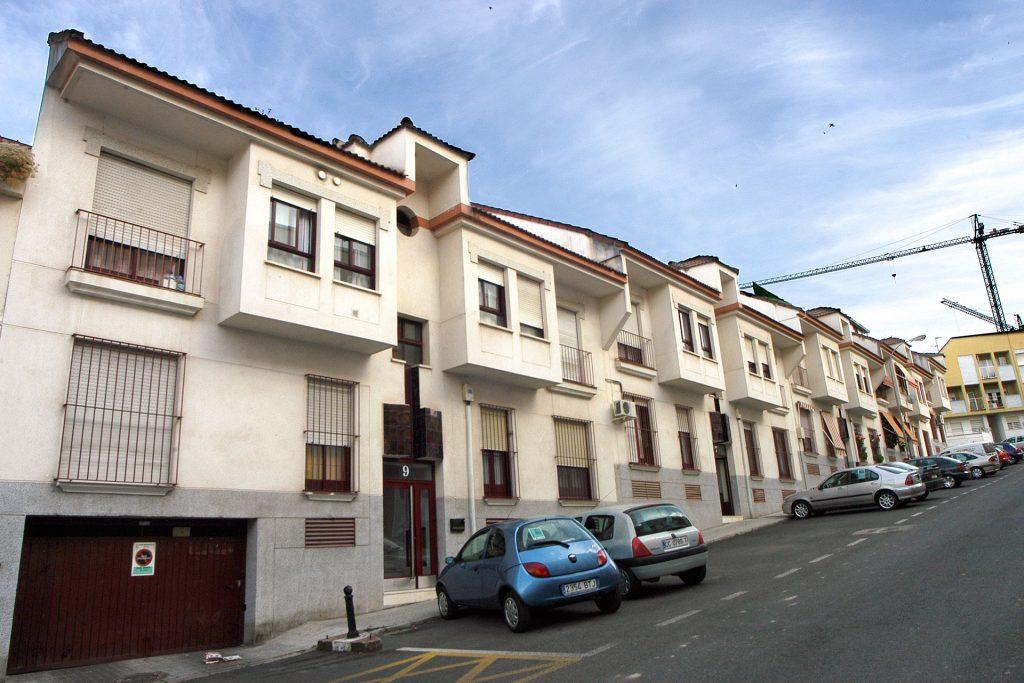 Obra nueva Cáceres - INIEXSA
